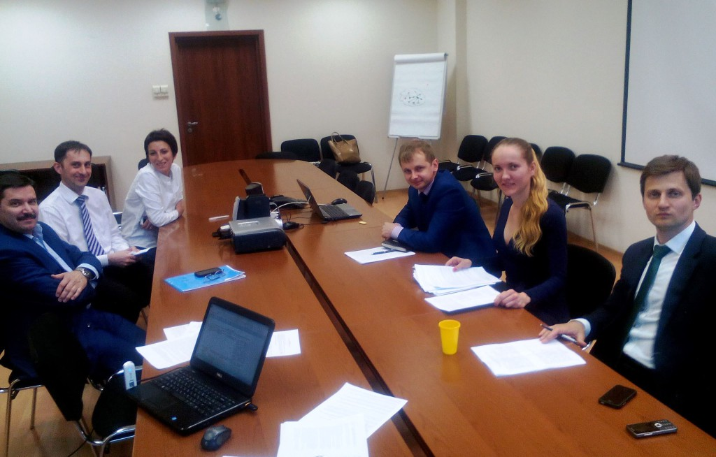 Заседание Юридического комитета АФК